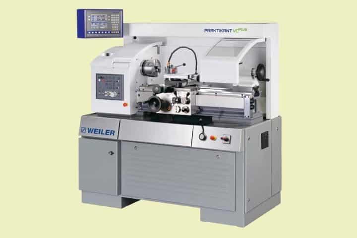 WEILER Drehmaschinen mit Zyklenautomatik – Produkte